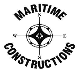 Maritime constructions logo